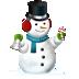 :SnowmanBell: