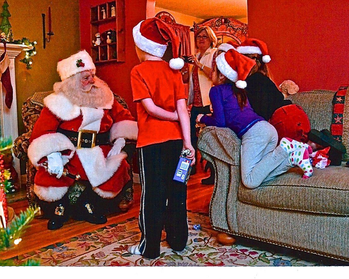 Home visit Christmas 2014