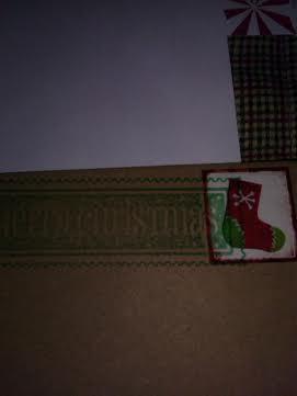 North Pole Postage Stamp
