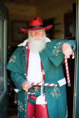 Montana Santa duster