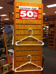 Invisibility Cloaks 50% Off