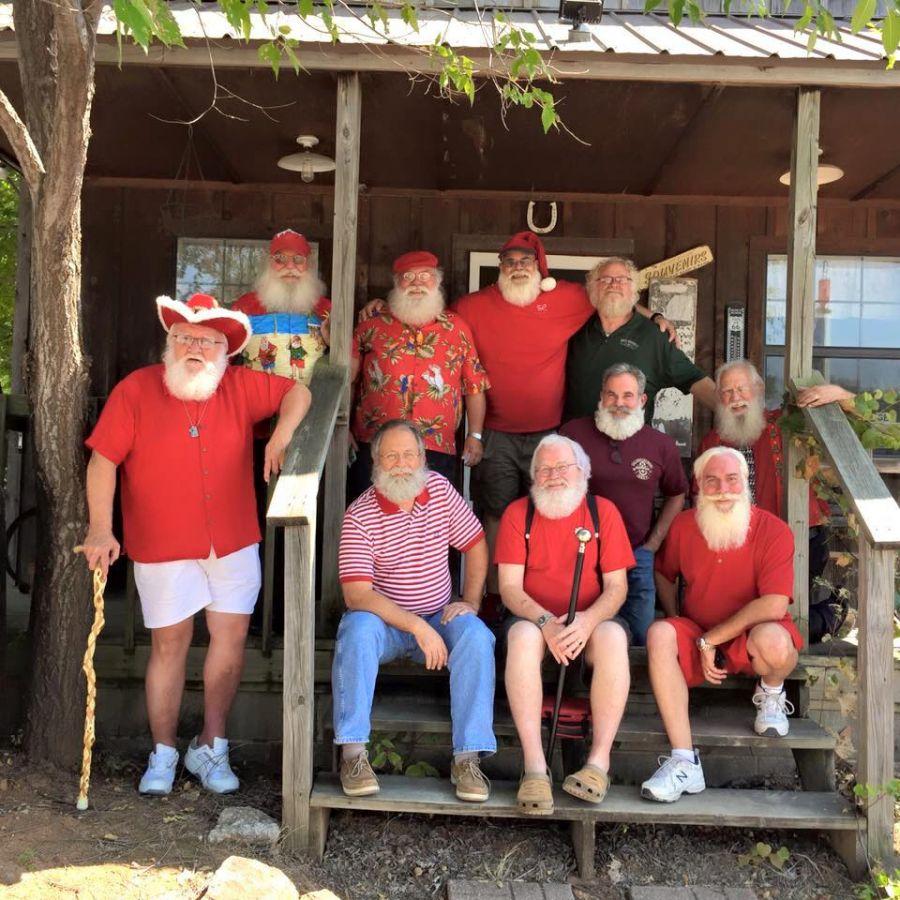 Oklahoma Santas