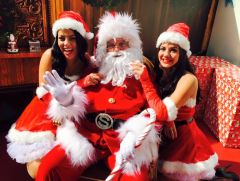 Santa T and his Happy Helpers 2014