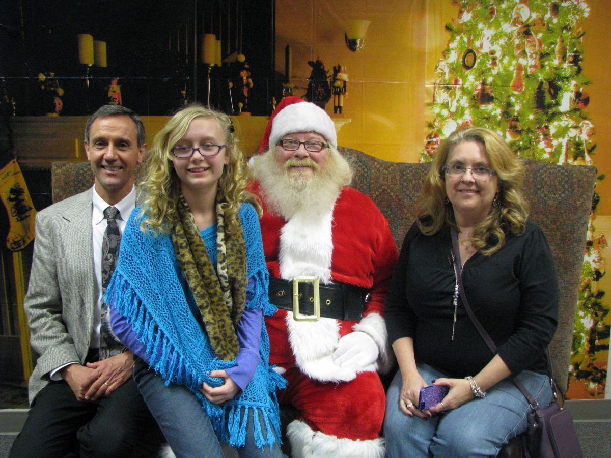 Santa Clause 102