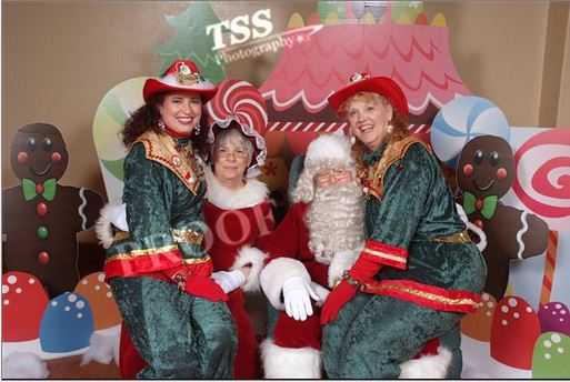 2014 Santa's Texas Team