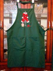 Mrs C apron