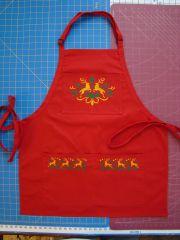 Trever's apron