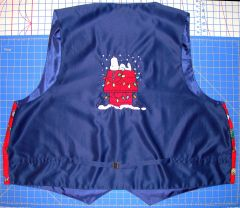 paenuts vest back