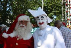 Santa with Pjerrot