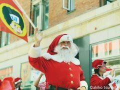 Santa Niels in Copenhagen