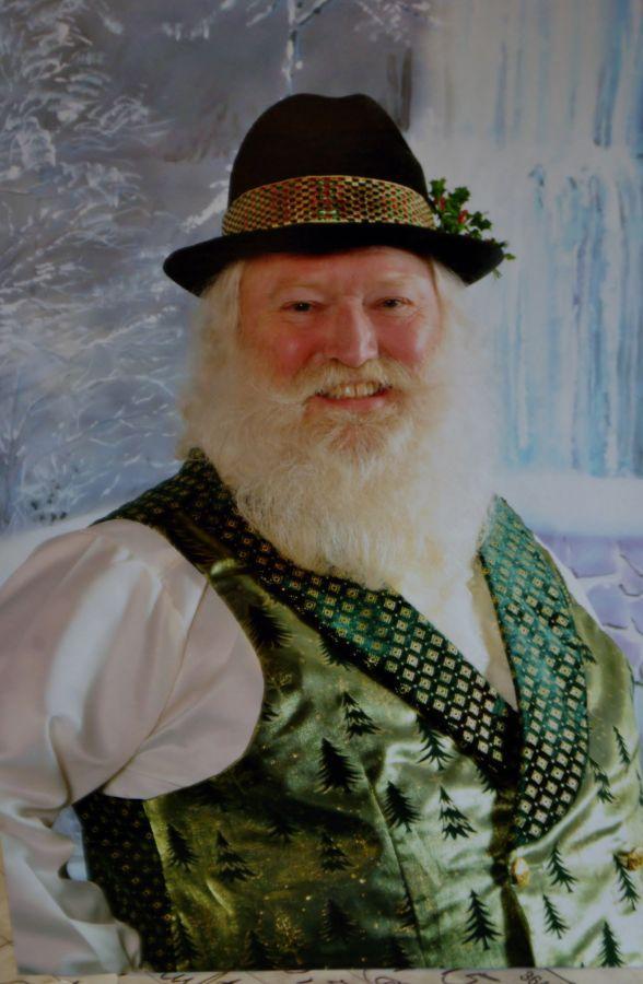 Christmas Party Santa, IMGP8740