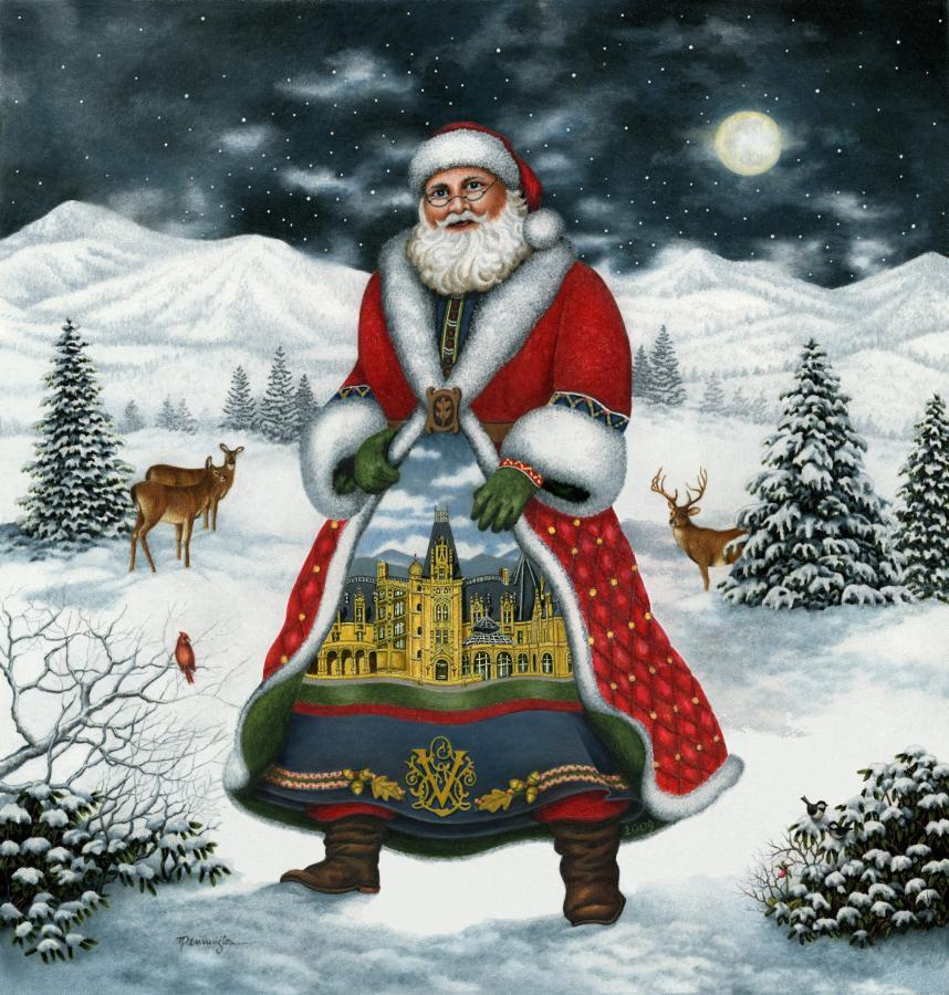 """""""Biltmore Santa"""""""