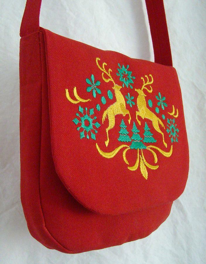 Sporran Bag, side view