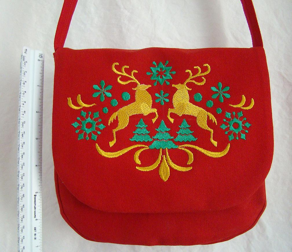 Sporran Bag, close Up