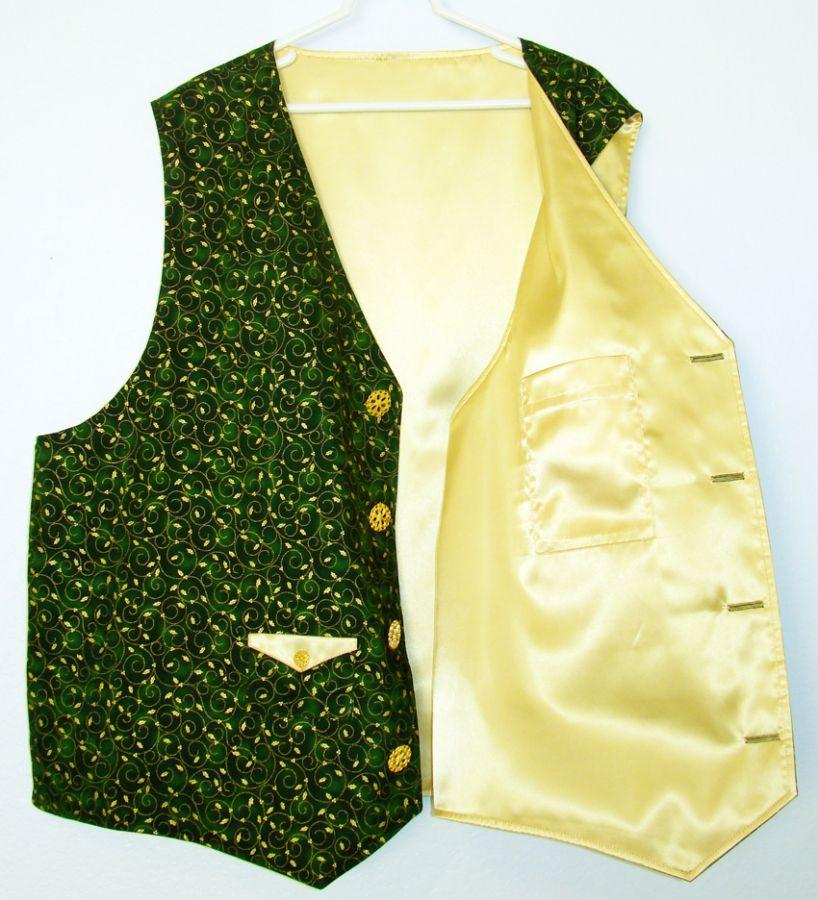 Vest for Dave T