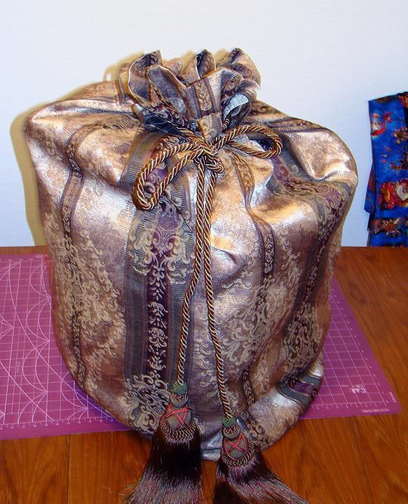 Toy Bag for Double R Reindeer Ranch