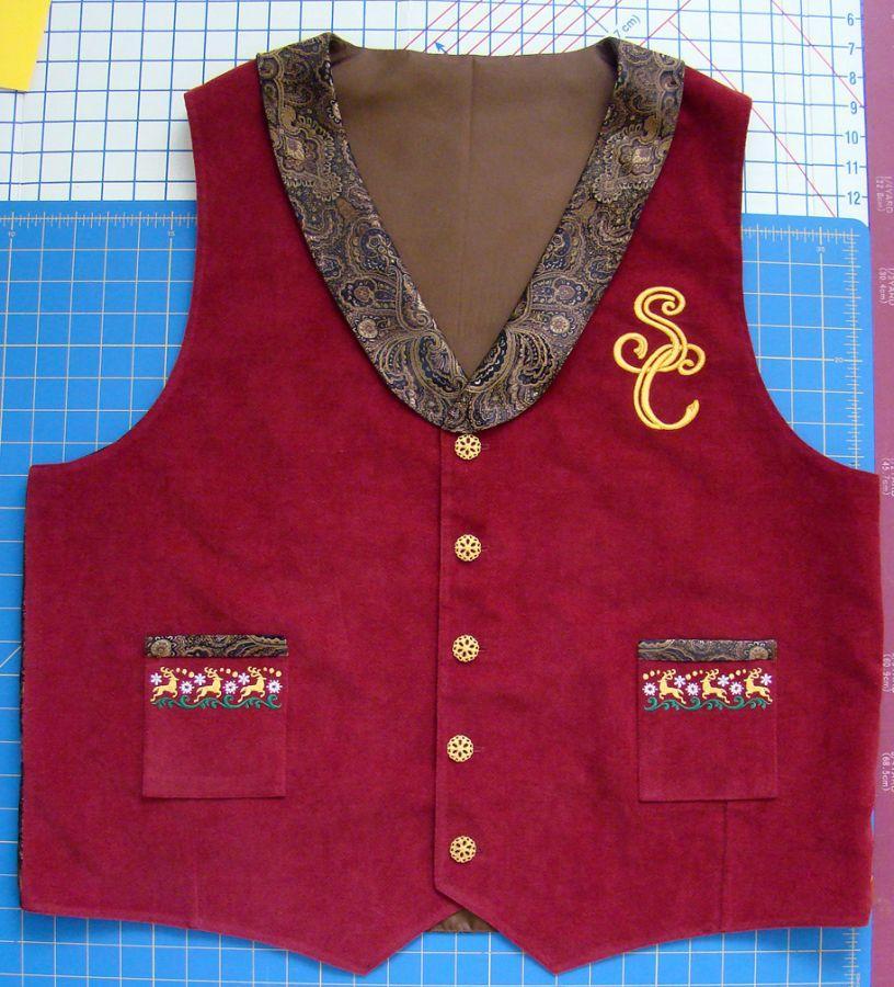 Same vest, but different