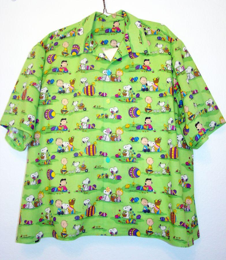 Chris Grosechke's Easter Shirt