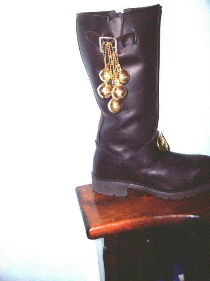New santa boots 2012 C