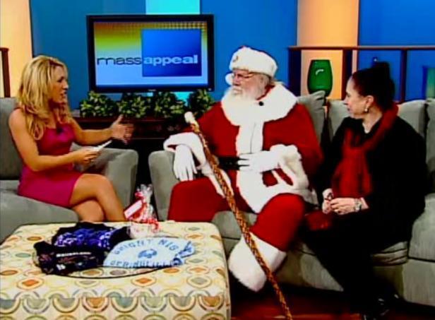 "Mass Appeal"" TV Interview"