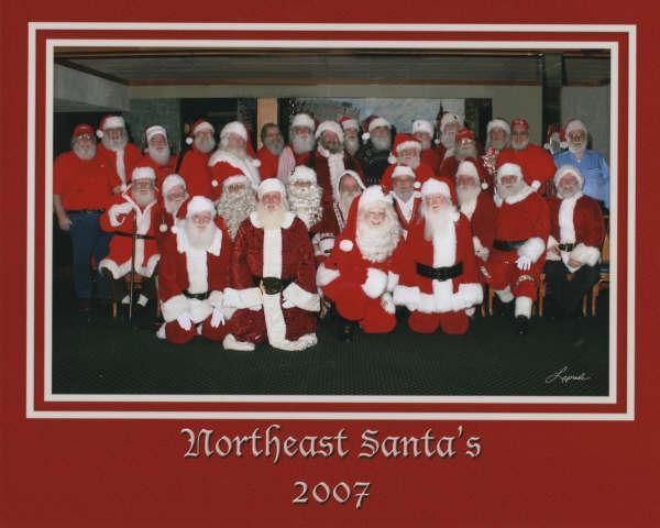 Santas 2007