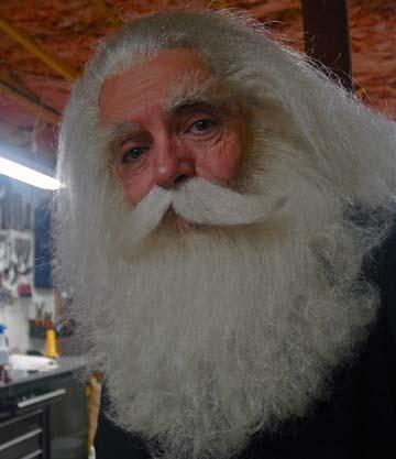 Re worked YAK Beard & Wig 2010