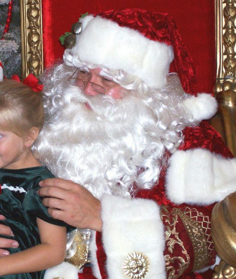 Our Santa Images, props & Designs