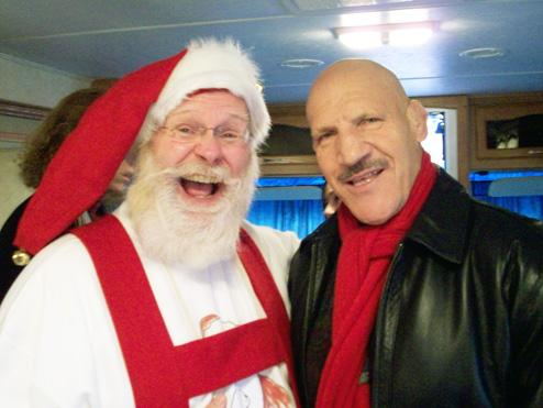 Me and Bruno Sammartino