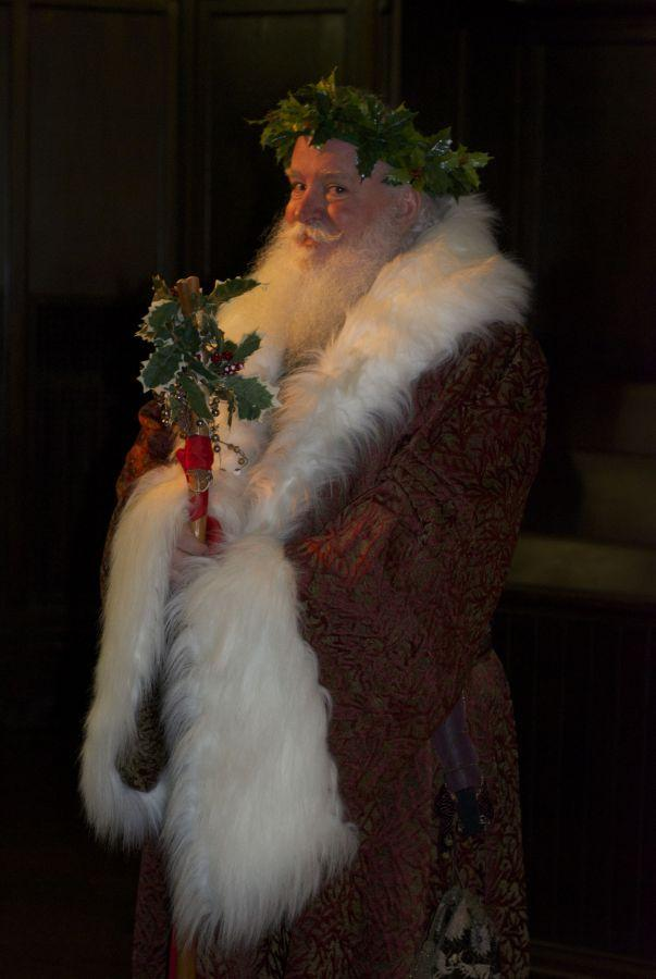 Revels 2013 Father Christmas