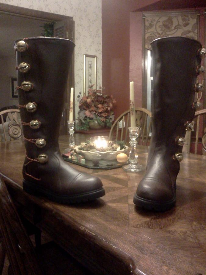 House of Andar Boots (modified)