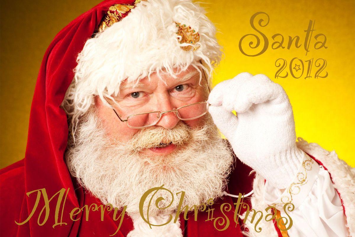 Santa Jerry 2012