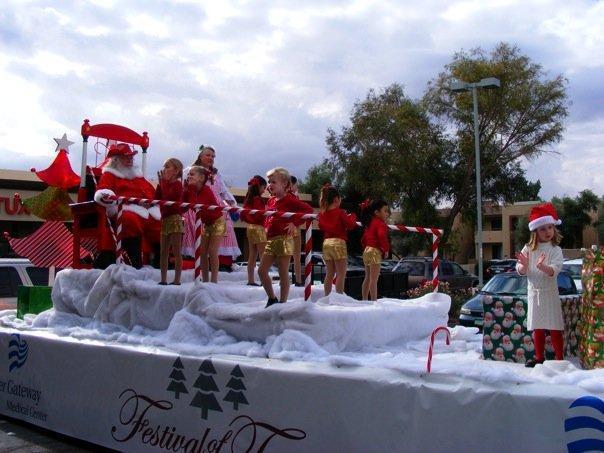 Gilbert Days Parade Float