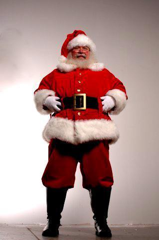 Santa in Arizona