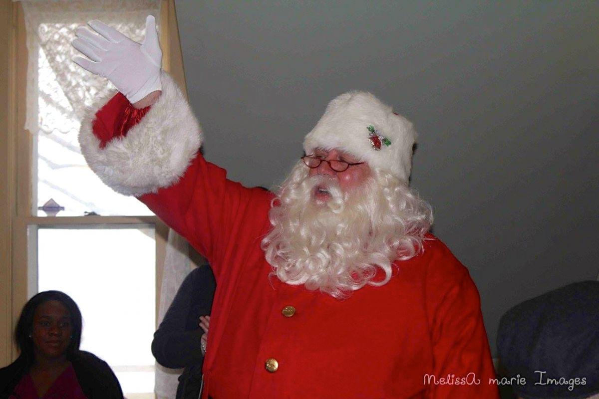 Santa 2014 Pictures