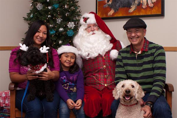 J.  One big happy family.  (San Diego Humane Society)
