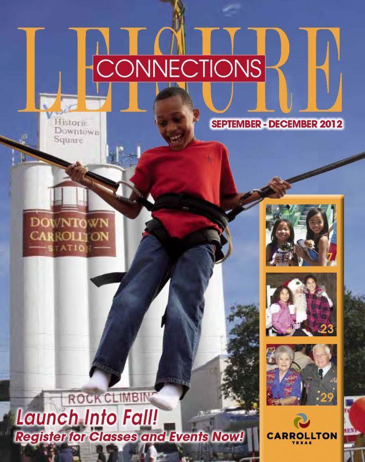 Carrollton Magazine 2012 Cover