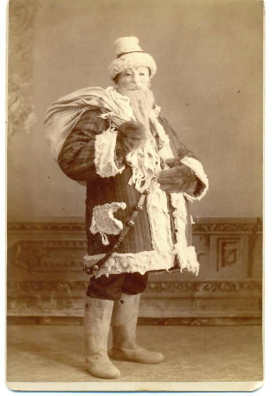 santa claus early 1900's