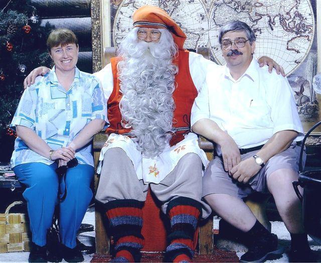 Santa Edson 2007