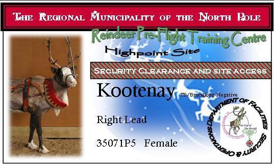 Kootenay's ID