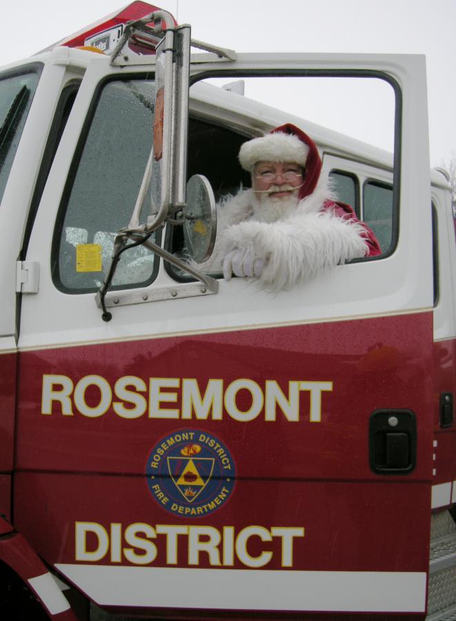 Rosemont Fire
