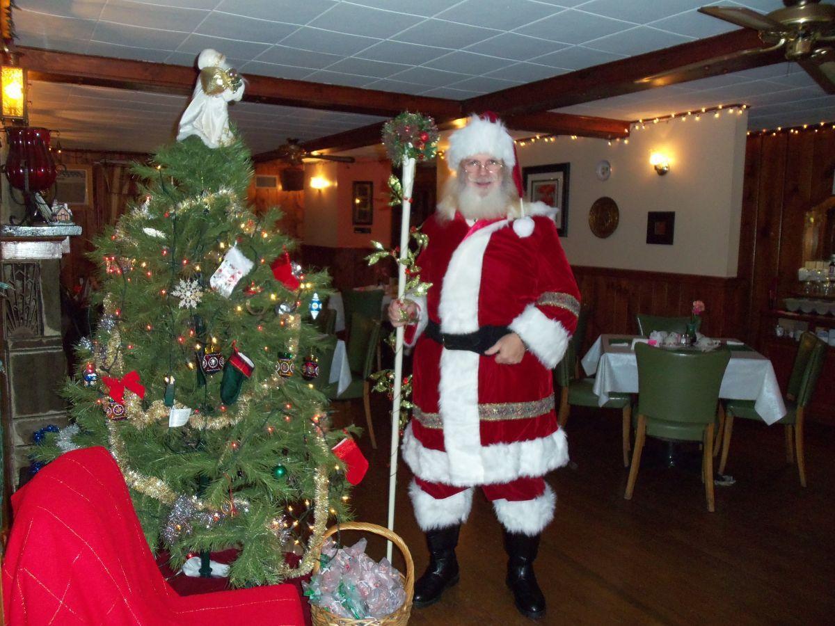 2012 Santa @ Konrad's Kitchen
