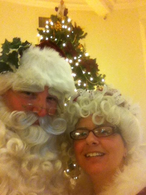 Me and Mrs. Claus