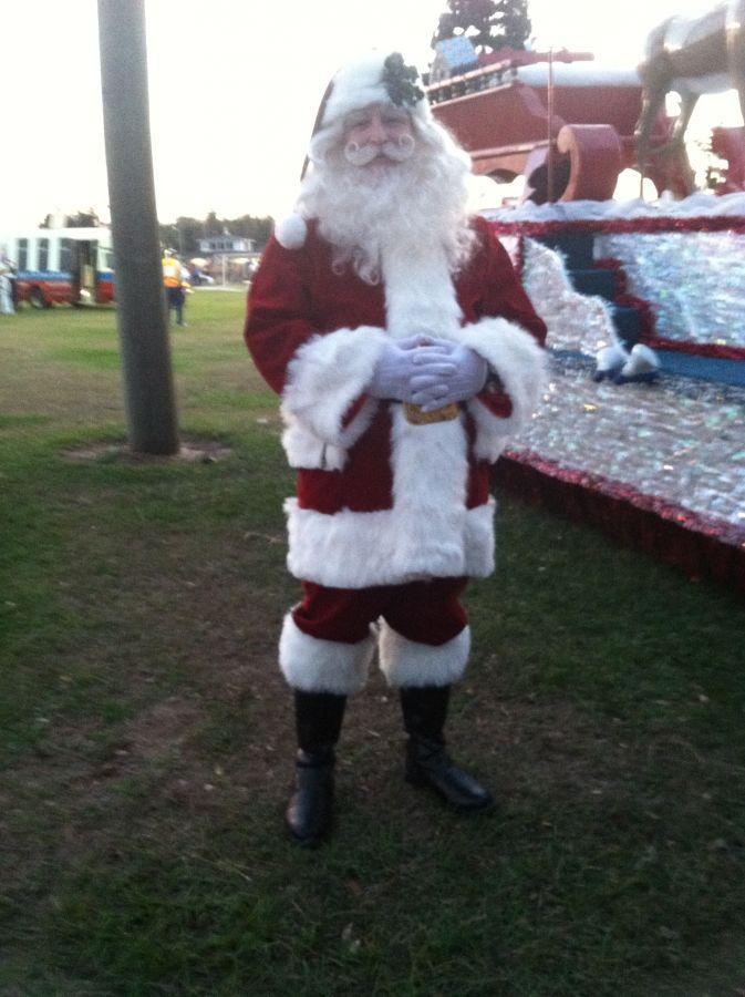 Before Bartow Christmas Parade