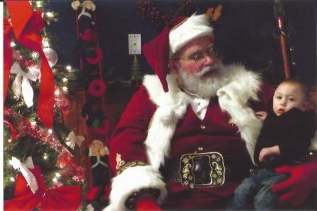 Santa Meets a Miracle
