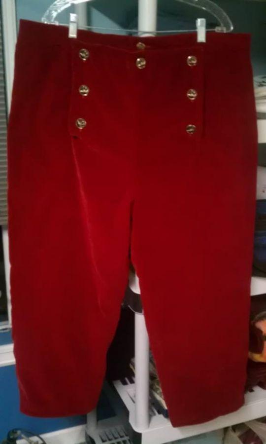 drop Fly pants