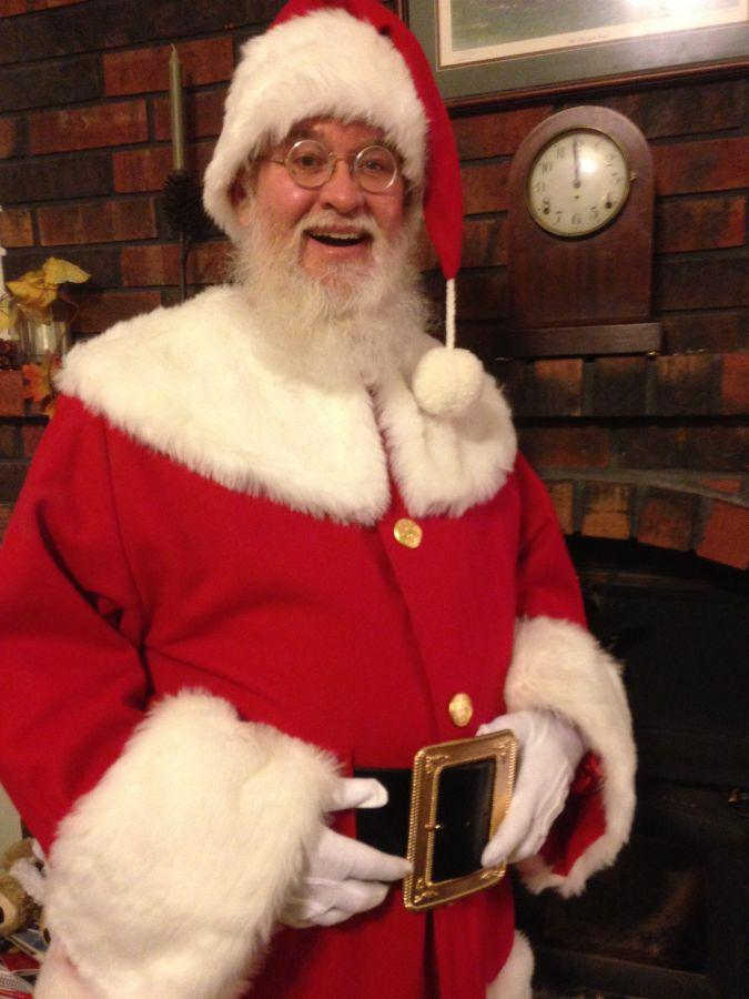 Santa Don with New Belt & Buckle