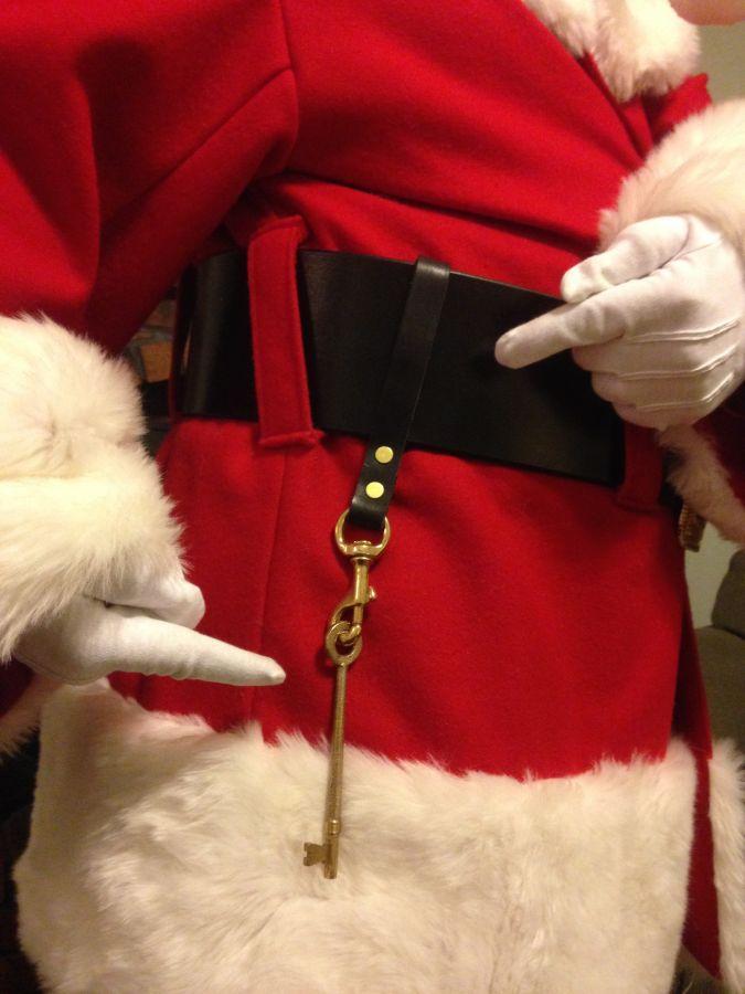 New Accessory Hanger from Santa Marty