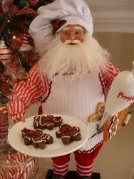 Chef Santa Claus