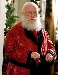 Charles Durning Santa In smoking Jacket