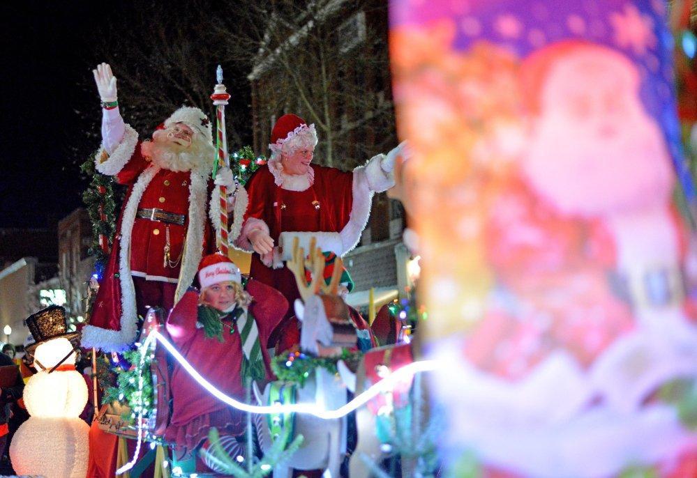 2014 Parade of Lights